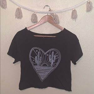 Life Clothing Co. Crop Top